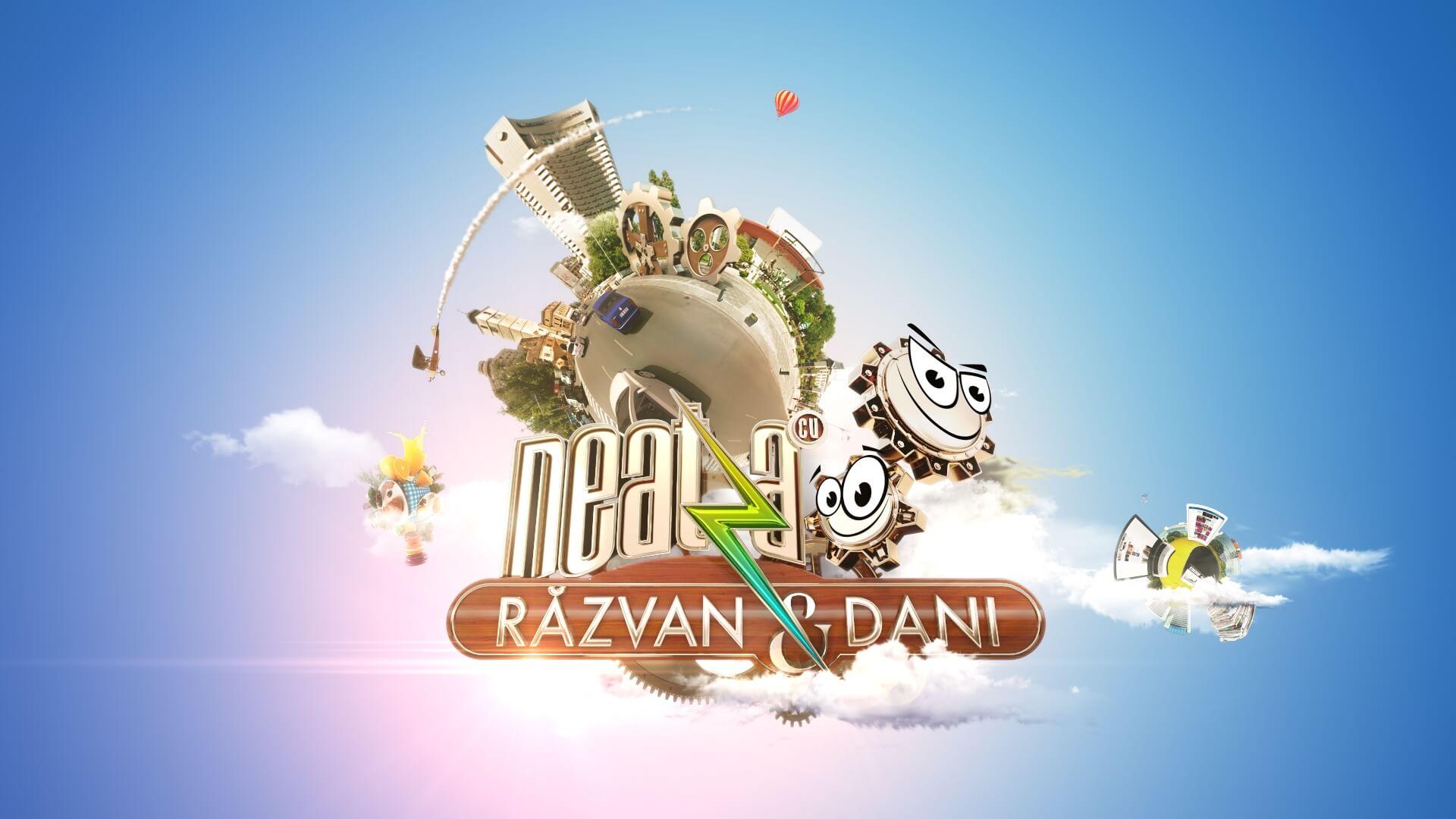 Neatza cu Răzvan&Dani